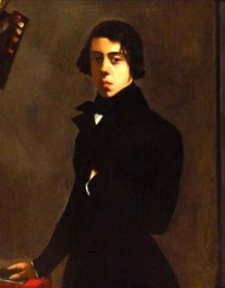 تئودور چازریا، نقاش رمانتیسم فرانسوی