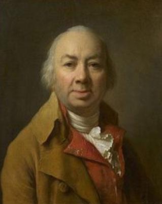 جوزف دوبلسیس ، نقاش فرانسوی