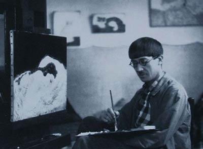 تسوگوهارو فوجیتا، نقاش ژاپنی-فرانسوی
