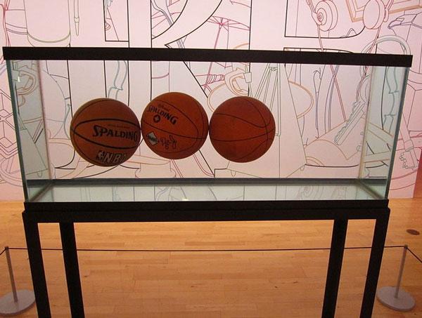 اثری از جف کونز، نقاش و مجسمه ساز آمریکایی