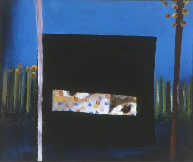اثری از سیدنی نولان ، نقاش استرالیایی