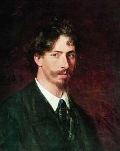 ایلیا یفیمویچ رپین، نقاش روس