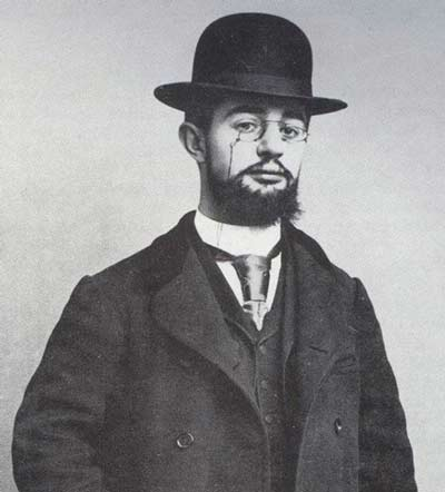 هانری دو تولوز-لوترک، نقاش فرانسوی