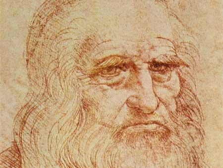 لئوناردو داوینچی، هنرمند نابغه تاریخ