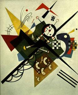نقاشی آبستره-نقاشی انتزاعی