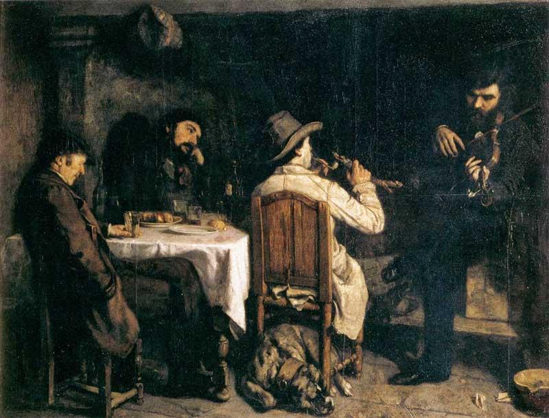 بعد از شام در ارنان