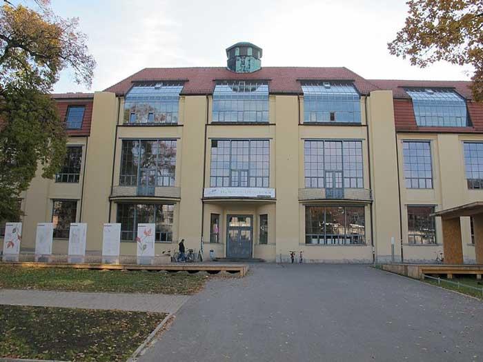 ساختمان مدرسه باهاوس در وایمار