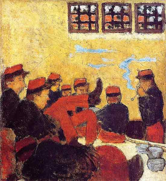 یک اثر از بونار