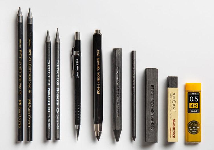 انواع مداد