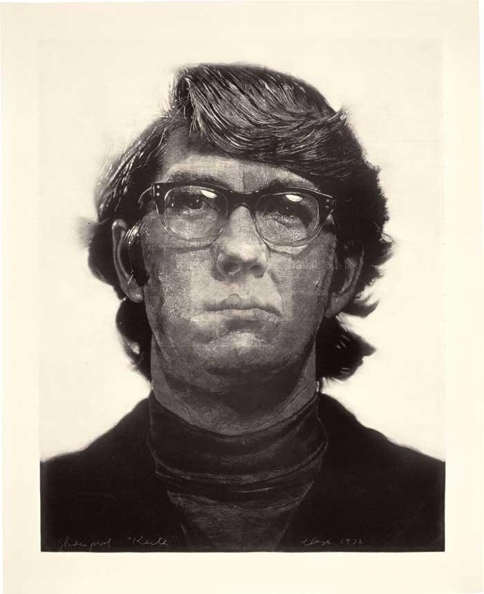 چاپ دستی خلق شده در سال 1972