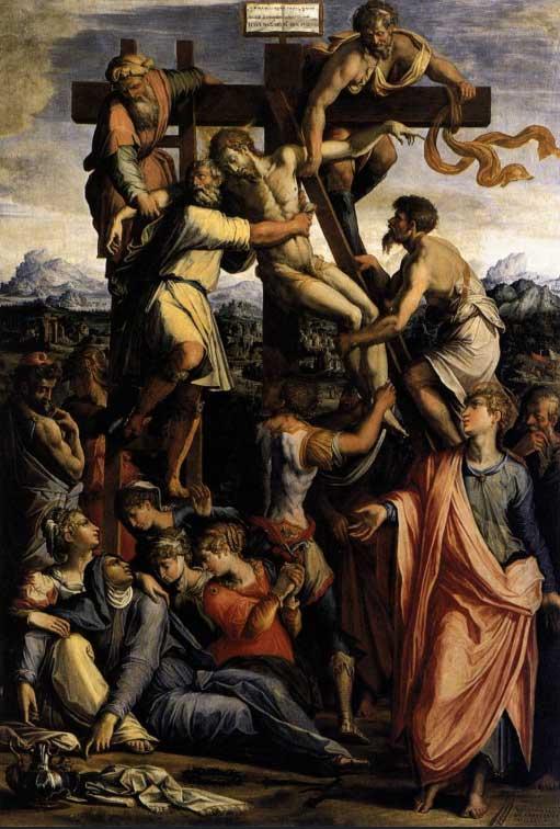 گواهی از روی صلیب