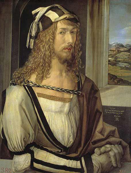 سلف پرتره 1498