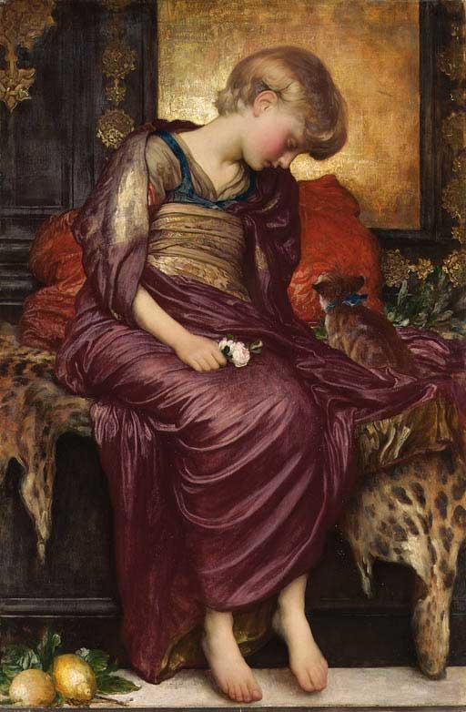 یک اثر از فردریک لیتون