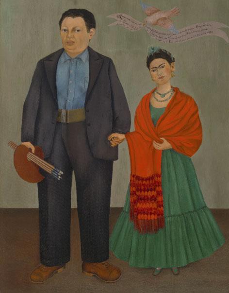 فریدا و دیه گو ریورا