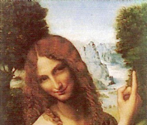 سنت جوانی باتیستا (بخشی از اثر)