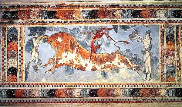 تورادور مربوط به سال 1600 تا 1400 پیش از میلاد