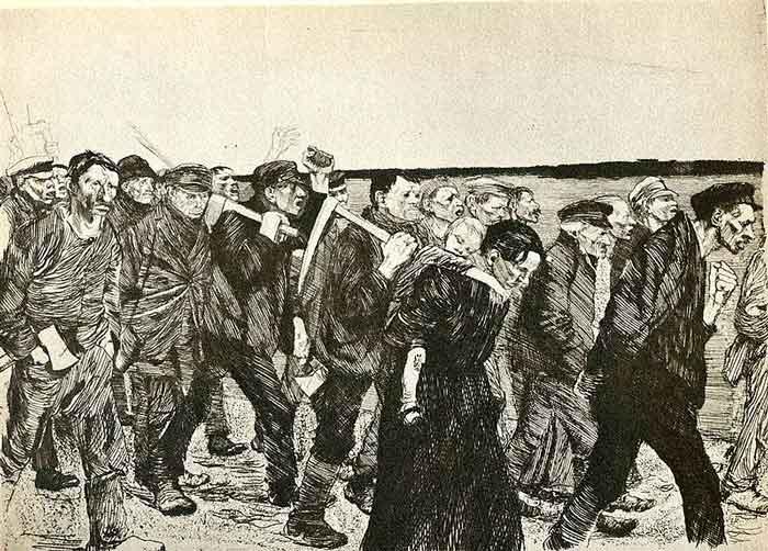 رژه بافندگان کته کلویتس