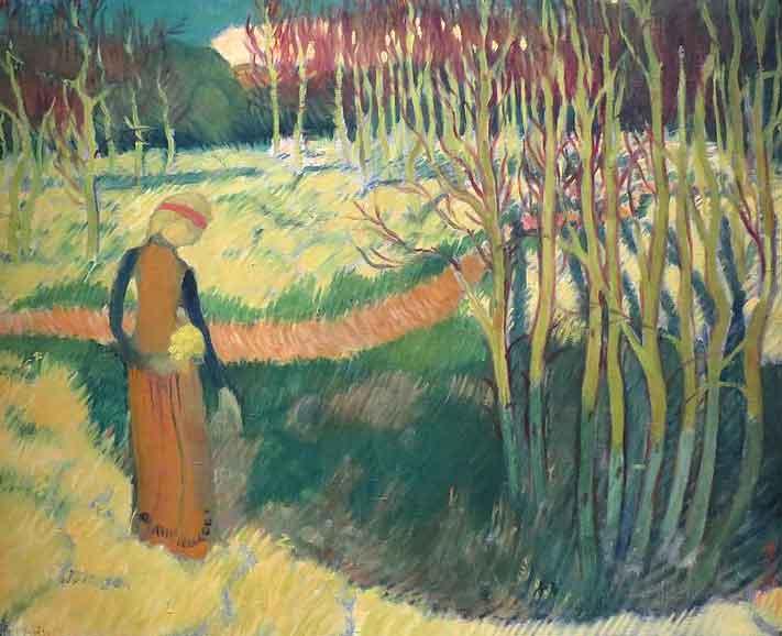 یک اثر از لوئیس دنیس