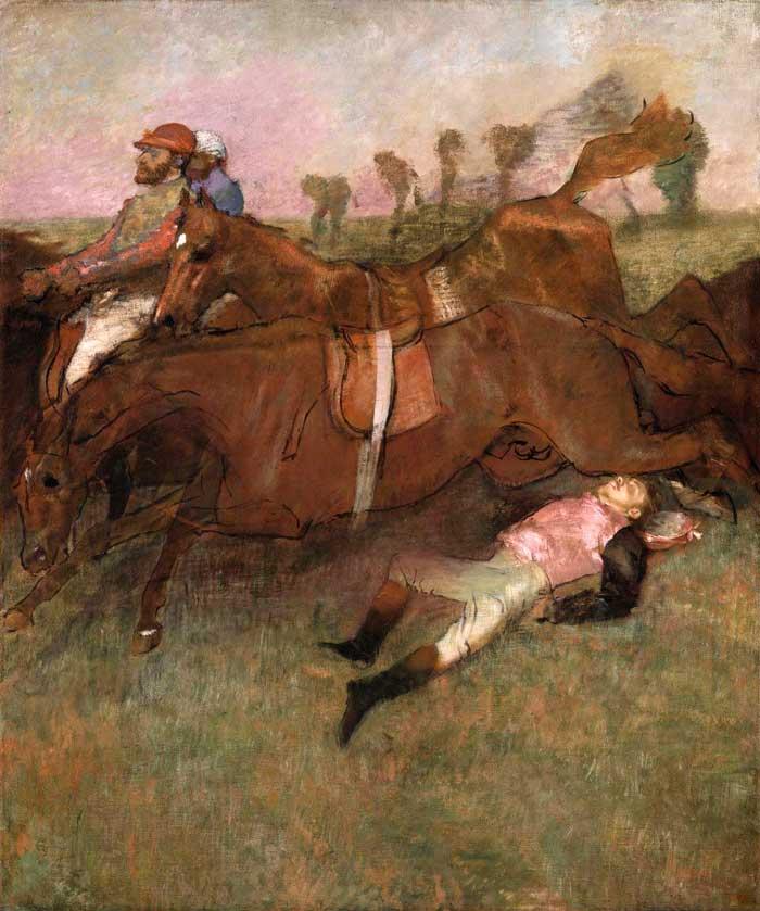 سقوط از اسب