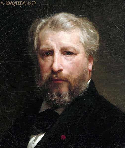 ویلیام آدولف بوگرو سلف پرتره