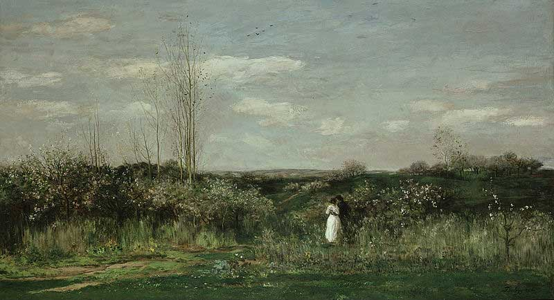 یک اثر از چارلز فرانسوا داوبینی