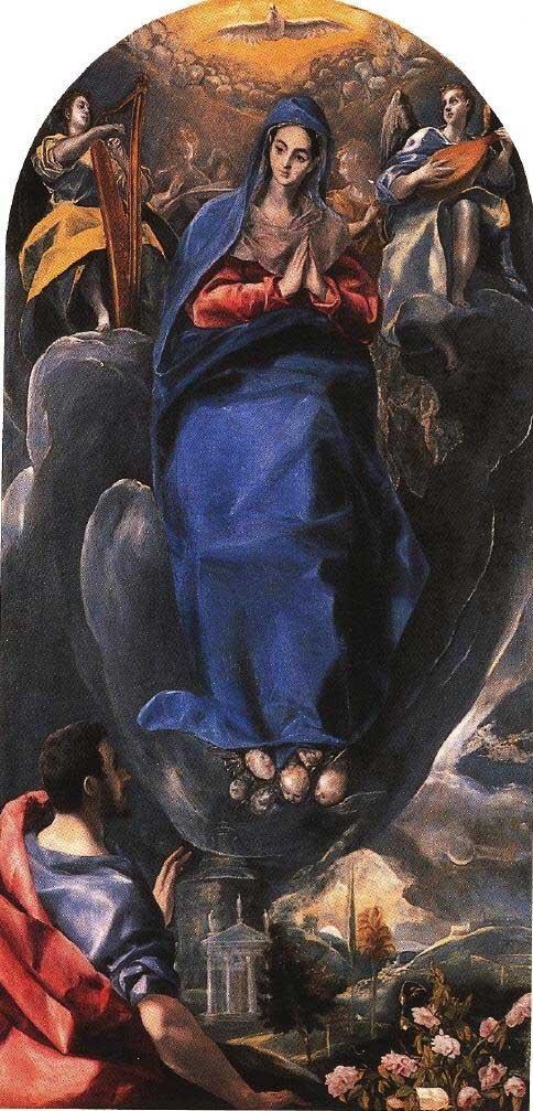 لقاح مطهر نقاشی ال گرکو