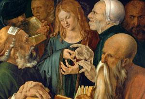 آلبرشت دورر نقاش آلمانی و آثارش