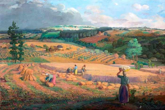 یک اثر از کرستو هگدوچیچ