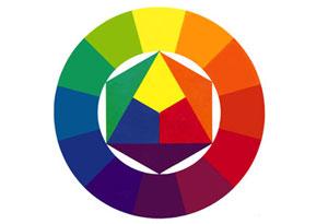 آموزش تضادهای رنگی در نقاشی