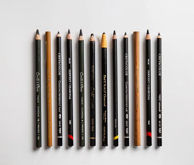 ذغال مدادی