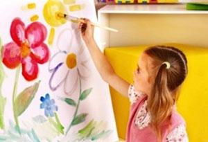 نقاشی کودکان و روشهای آموزش آن
