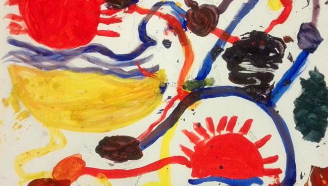 نقاشی کودگ