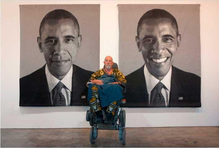 پرتره اوباما