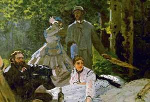 کلود مونه نقاش فرانسوی