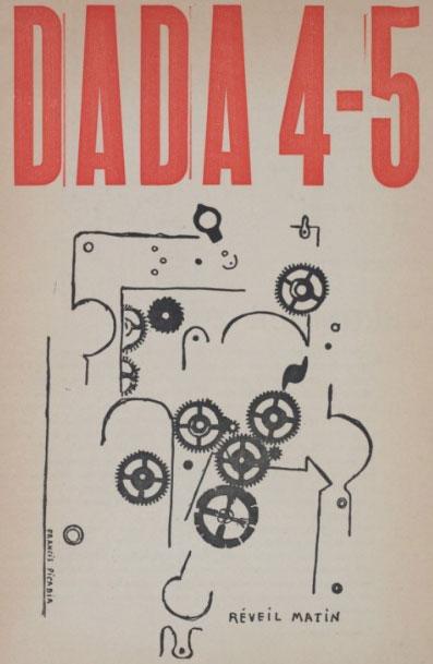 یک اثر مربوط به رویداد هنری دادا 5-4