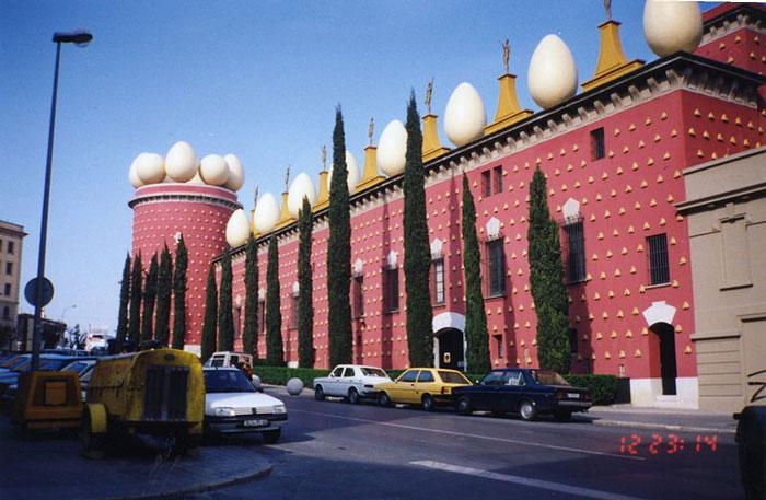 تصویری از موزه دالی
