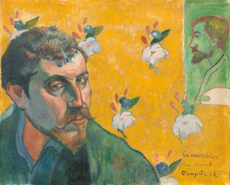 یک اثر از پل گوگن