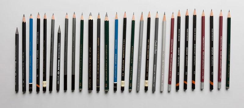 مدادهای گرافیت