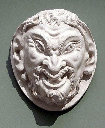 قالب مجسمه فان که در موزه بارجلو می باشد