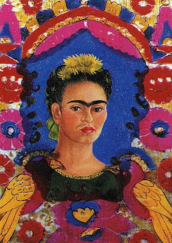 قاب، اثر فریدا کالو خریداری شده توسط موزه لوور