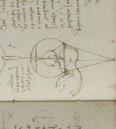 یکی از آنالیزهای لئوناردو در کتاب قوانین آتلانتیک