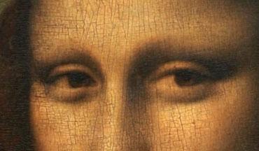 چشمان مونالیزا