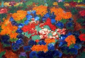 امیل نولده و نقاشی هایش