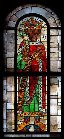ویترای در کلیسای آگوستا آلمان سالهای 1130