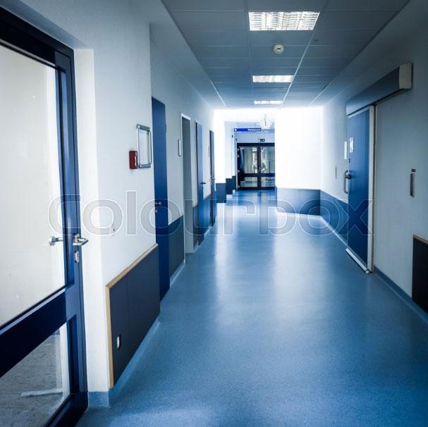 تاثیر روانی رنگ آمیزی در یک بیمارستان