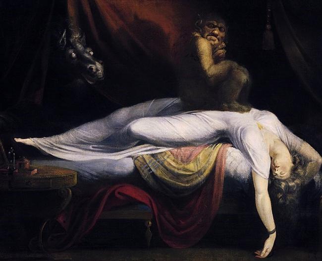کابوس اثر یوهان هاینریش فوسلی