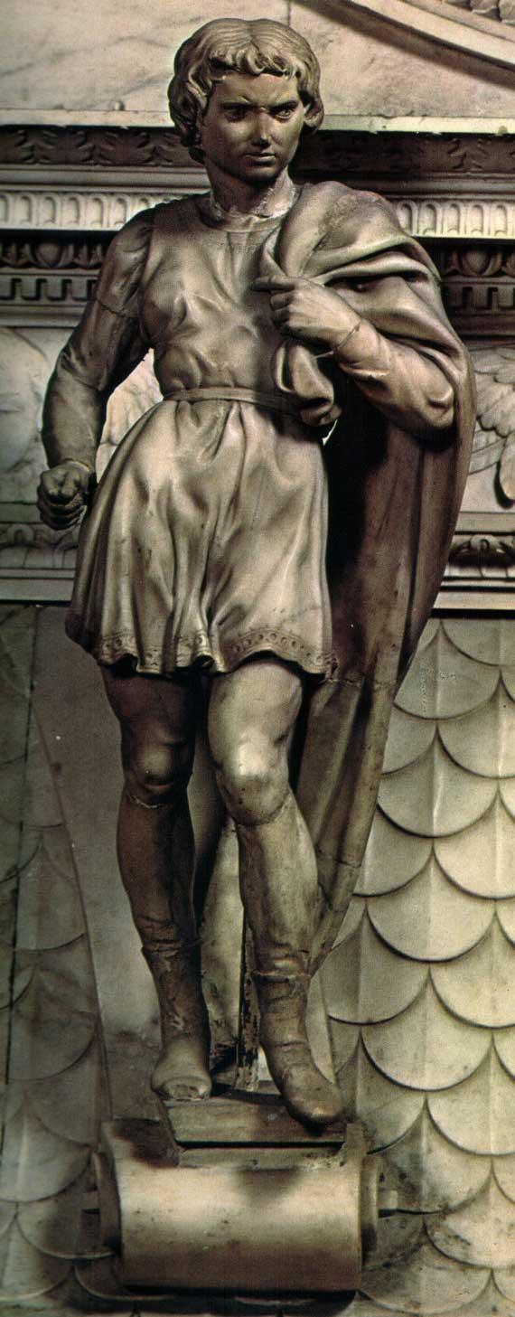 مجسمه سن پروکولو