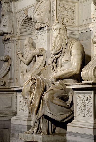 مجسمه موسی