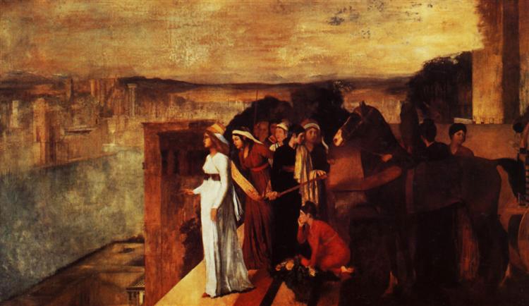 سِمیرامیس بابل را می سازد