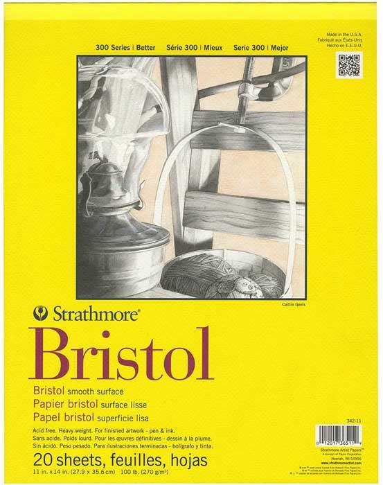 دفترچه بریستول استرس مور سری 300، نوع Soft Surface